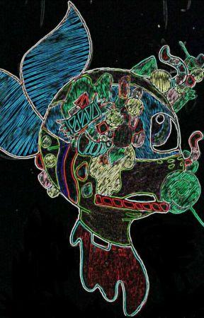 A Maniac's Art Book by DatOneManiac