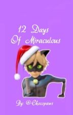 12 Days Of Miraculous by Chocopaws