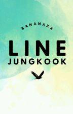 LINE- Jungkook by bananaxx