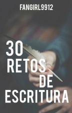 30 Retos De Escritura by joygutierrezm