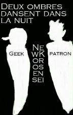 GEETRON Deux Ombres Dansent Dans La Nuit [ Geektron - Slg - Yaoi - Lemon ] by NewKorosensei