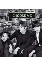 Choose Me (NCT IMAGINE) by Princess_es