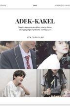 Adek Kakel [KTH] by alicellion