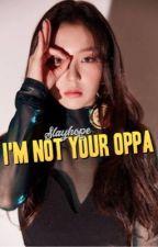 •I'm not your Oppa• k.th + j.jk ✔️ by slayhope