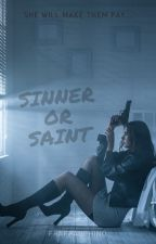 Sinner or Saint by frappauchino