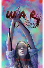 W A R • Nico Di Angelo [En Edición] by Sil_Noona