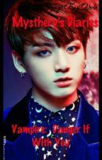 Vampire : Danger If With You  by SyugarKeyDinda