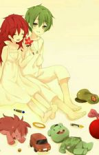 My First Friend Is My First Love ( Flippy x Flaky ) by hana-chan_13
