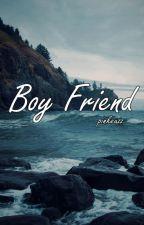 Boy Friend •JennieHanbin• by pinkeuzz