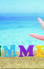 My Life: Summer (Angel) by DelGrayLim
