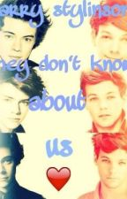 ~Larry Stylinson, they dont know about us <3~ by PatriciaOrton