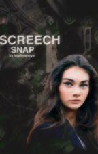 Screechsnap   Harry Potter  by legilimencys