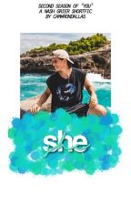 she ✧ nash grier [2] by camwrondallas