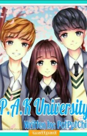 P.A.K University by PotPotChik