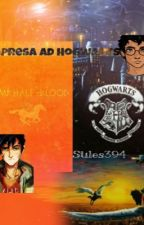 Impresa ad Hogwarts  by stiles394