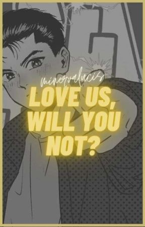 Love Us, Will You not? (An AU Sanses Fan fiction) {Requests Are Open
