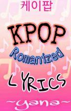 KPop Lyrics (Nevermind) by Ate_Author