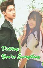 Destiny, You're everything  [Slow Update] by Zahraju1712