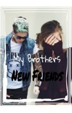 My Brothers new Friends by xcuddlyxcliffordx
