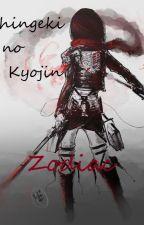 Shingeki no Kyojin ~ Zodiac by MaryAnn2272