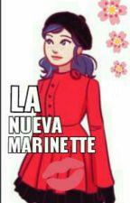 La nueva Marinette by LussanaMiraculer
