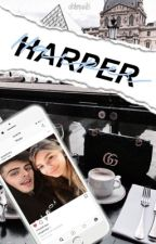 Harper; Jack Gilinsky by dohnuuts