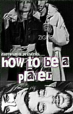 How To Be A Player (A Zigi And Zerrie) by zaynpsyco