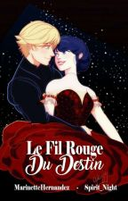 Fil Rouge Du Destin (El Hilo Rojo Del Destino) by MarinetteHernandez