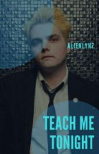 Teach Me Tonight by alienlynz