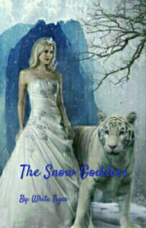 The Snow Princess  by White_Tiger_Cub_3