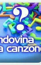 Indovina La Canzone! by vivosoloperlei