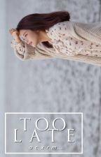 Too late [MoonSun] by mxndxz