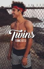Twins [tome1,2;3 en cours] by iamrealcam