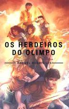 O Filho do Mar [1] / Os Herdeiros do Olimpo [2] by raquelcrodrigues