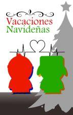 Vacaciones navideñas 《En edicion 》 by TweekBlue