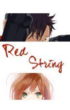 Red String  l l  Kuroo Tetsurou by KarasuHime