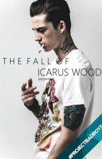 The fall of Icarus Wood. by Ghlowgurl