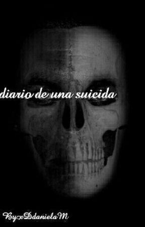 diario de una suicida by xDkoalas