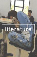 literature; afi by OmniaMea