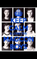 Magcon group chat  by biggestbestmagconfan