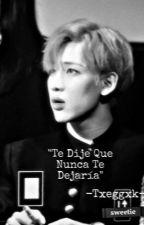 """""""Te Dije Que Nunca Te Dejaría"""" \MarkBam version.\ by AleDeTaeTae"""