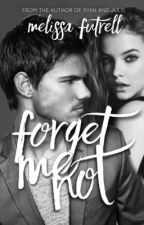 Forget Me Not by melidite