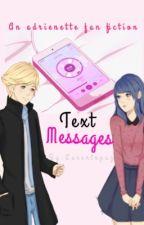 Text messages [Adrien x Marinette] by Lucentopaz
