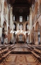 2. High Hopes | Rosalie Hale | C.S. by terrible-puns