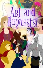 Art and Requests!! -CLOSED- by RosesnWater