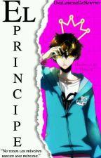 El Príncipe ➼ Dylmas [A.U]  by UnaLarchaDeNewt