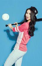 Eun-ha ; New by Chewygyu