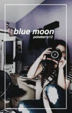blue moon // cube smp group chat  by pokeberry12