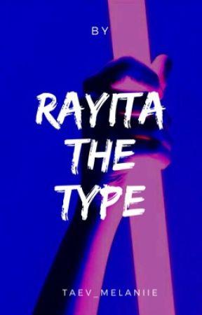 Rayita The Type by MelanieABA