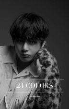 24 Colors  by jiminiecutee